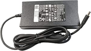 Dell 7CWK7 130W Small Tip 4.5mm AC Adapter for Dell XPS15 9530, Dell XPS15 9550, Dell XPS15 9560, Dell INSPIRON 5459, Dell INSPIRON 7459, Dell VOSTRO24 5450.