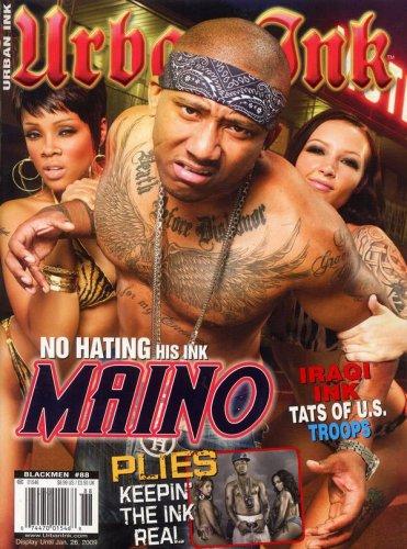 Urban Ink Magazine: Maino (Winter 2008)
