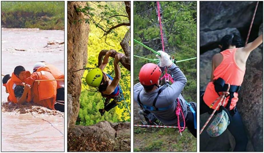 QSJY Climbing Ropes Cuerda de Escalada en Roca Cable de ...