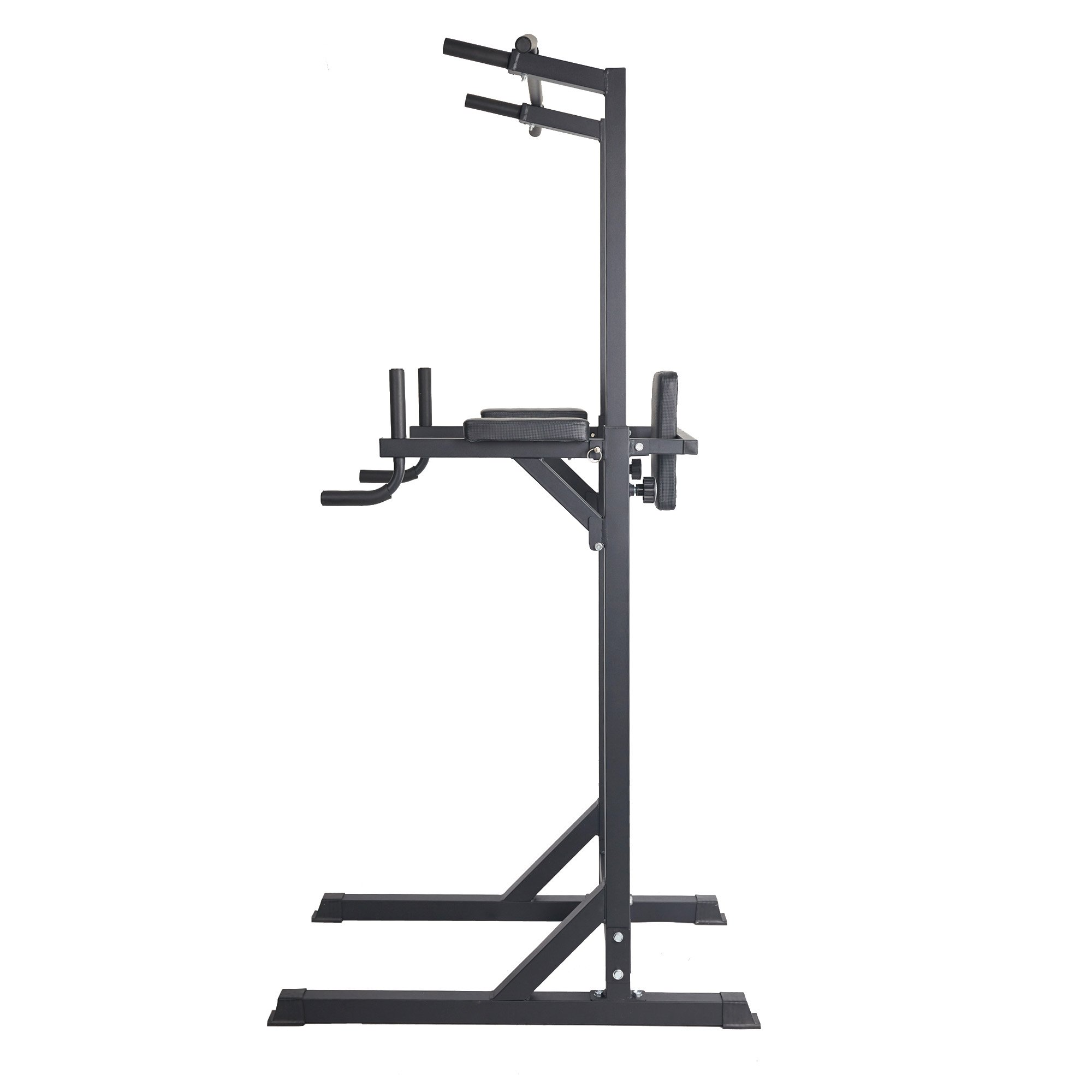 Livebest Heavy Duty Fitness Power Tower Multi-Function Strength Training Workout Dip Station Work Out Equipment for Home Gym by Livebest (Image #9)