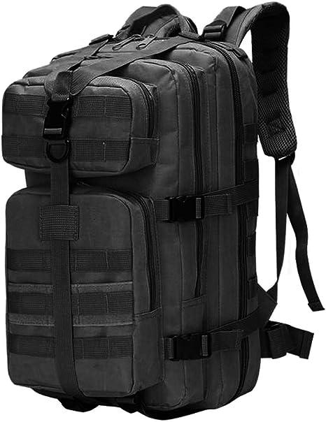 Backpack knapsack Rucksack Infantry Pack Field Pack,Original Male and Female Students Personality Waterproof Large Capacity Backpack