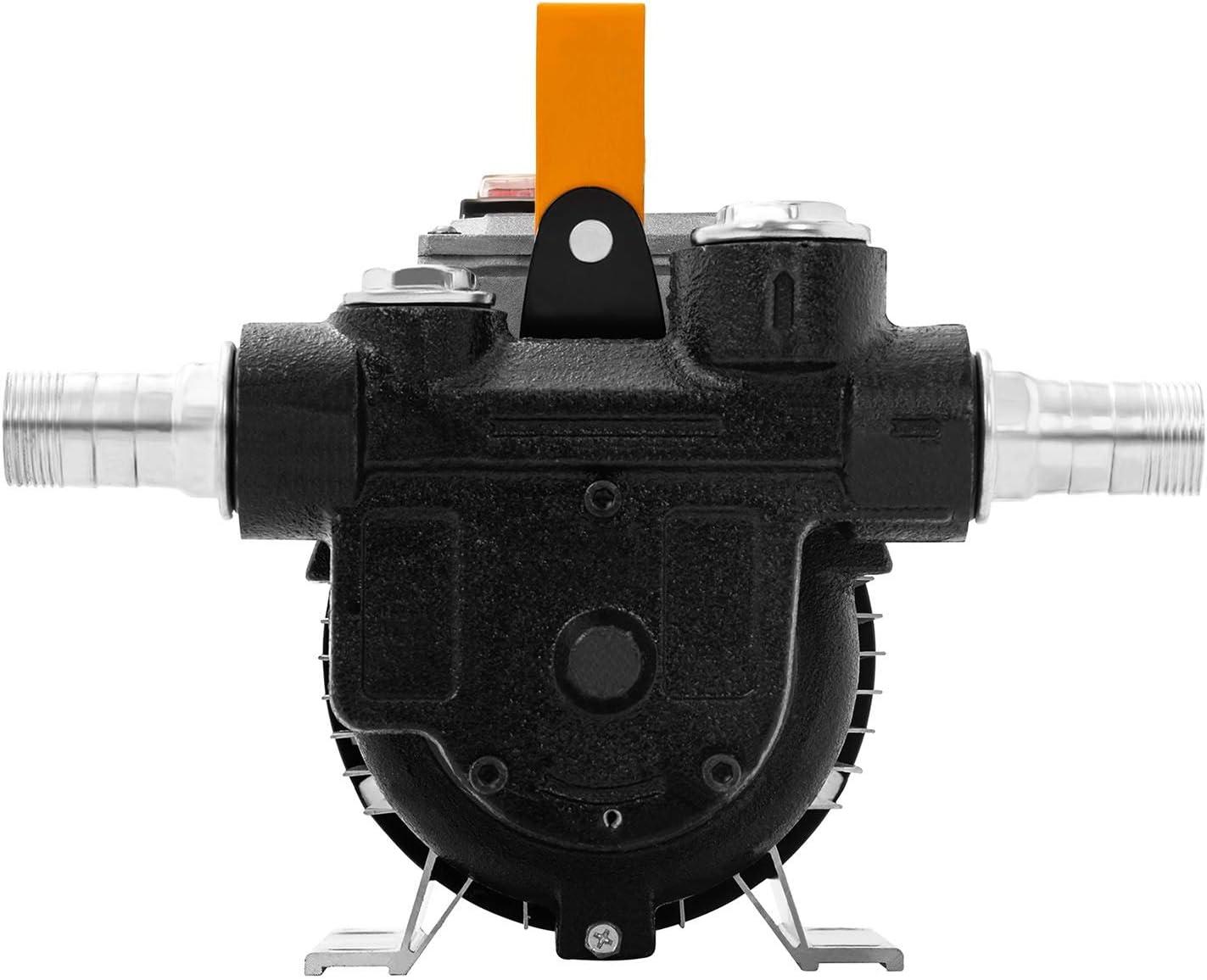 MSW MSW-OP60 Dieselpumpe 60 l//min Saugleistung 5 m /Ölpumpe Heiz/ölpumpe