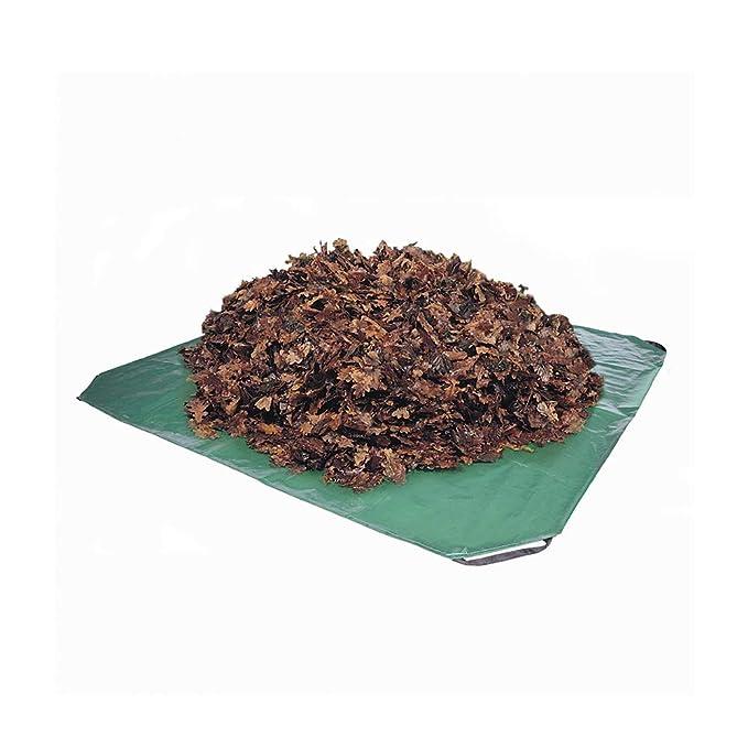 Esoes - Bolsa de Basura de jardín con Asas, Plegable, Reutilizable ...