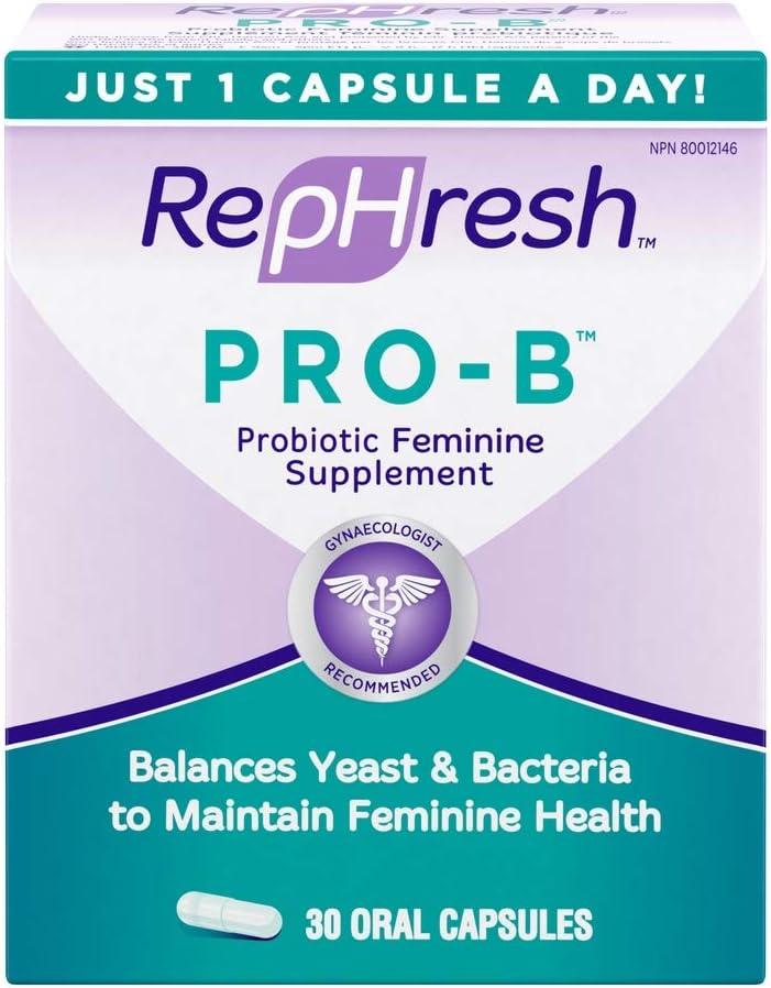 ¿Puedes usar rephresh para una infección de levadura?