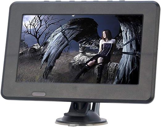NeanTak-US Antena de TV analógica Digital DVB-T2 Multifuncional con Entrada AV de Coche para TV pequeña: Amazon.es: Hogar