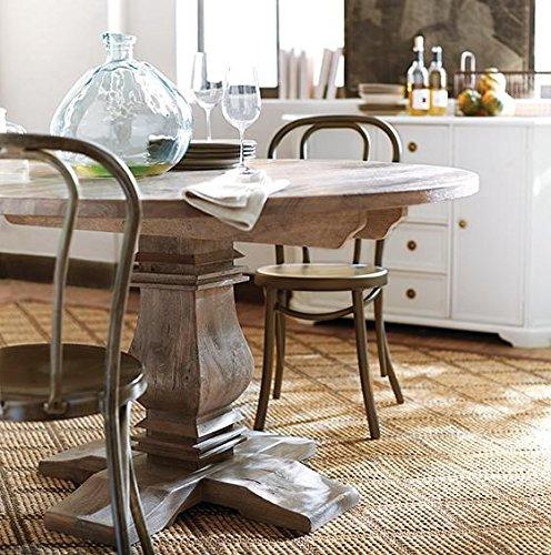 723a65f9f60 Amazon.com - Aldridge Round Dining Table