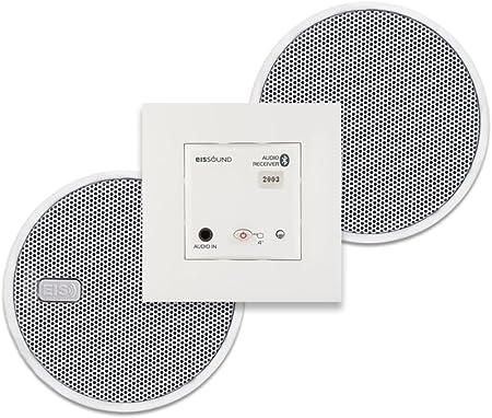 Eissound Bluetooth In Wall Modul Mit 2x 2 5 Elektronik