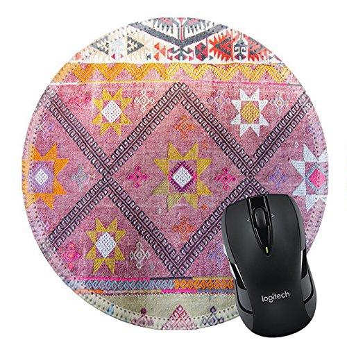 MSD Mousepad Round Mouse Pad/Mat 26520331 Turkish (Kilim Silk Rug)