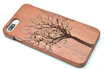 carcasa de madera iphone 7
