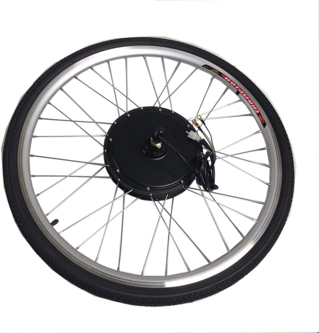 DIFU Elektrisches Fahrrad-Umbausatz 28 Zoll E-Bike Conversion Kit Elektro-Fahrrad Kit 36V