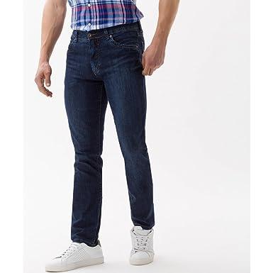 große Auswahl an Farben und Designs akzeptabler Preis Kostenloser Versand Brax Herren Jeans Cadiz Regular Fit Ultralight Dark Blue ...