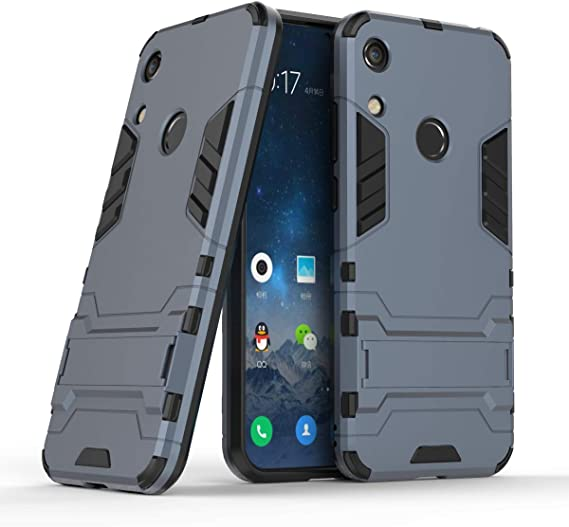foto ufficiali 7345c e99b8 Amazon.com: Huawei Y6 2019 / Honor 8A Case, CaseExpert Shockproof ...