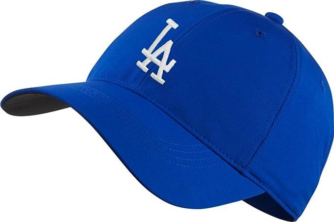 262c72c53 Amazon.com: Nike MLB Los Angeles Dodgers Legacy 91 Tech Cap: Clothing