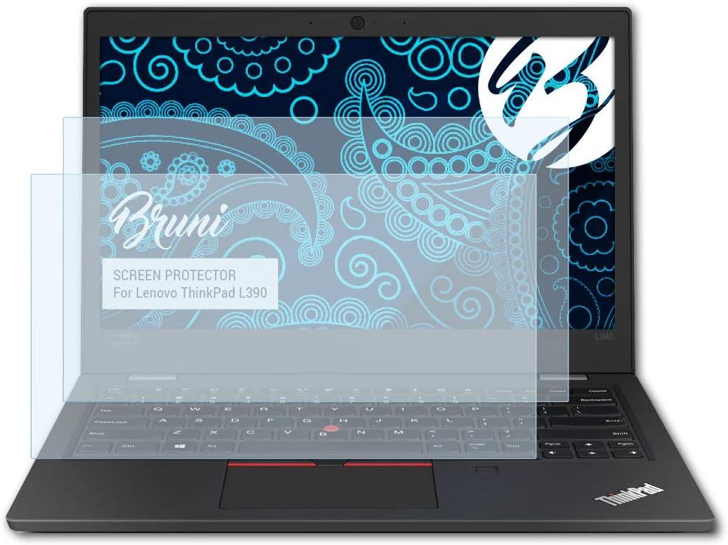 2X ultraklare FX Displayschutzfolie atFolix Schutzfolie kompatibel mit Lenovo Chromebook C340 11 inch Folie