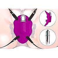Estimulador de clítoris en forma de mariposa