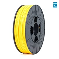 ICE FILAMENTS ICEFIL1PLA013 PLA Filament, 1.75 mm, 0.75 kg, Young Yellow