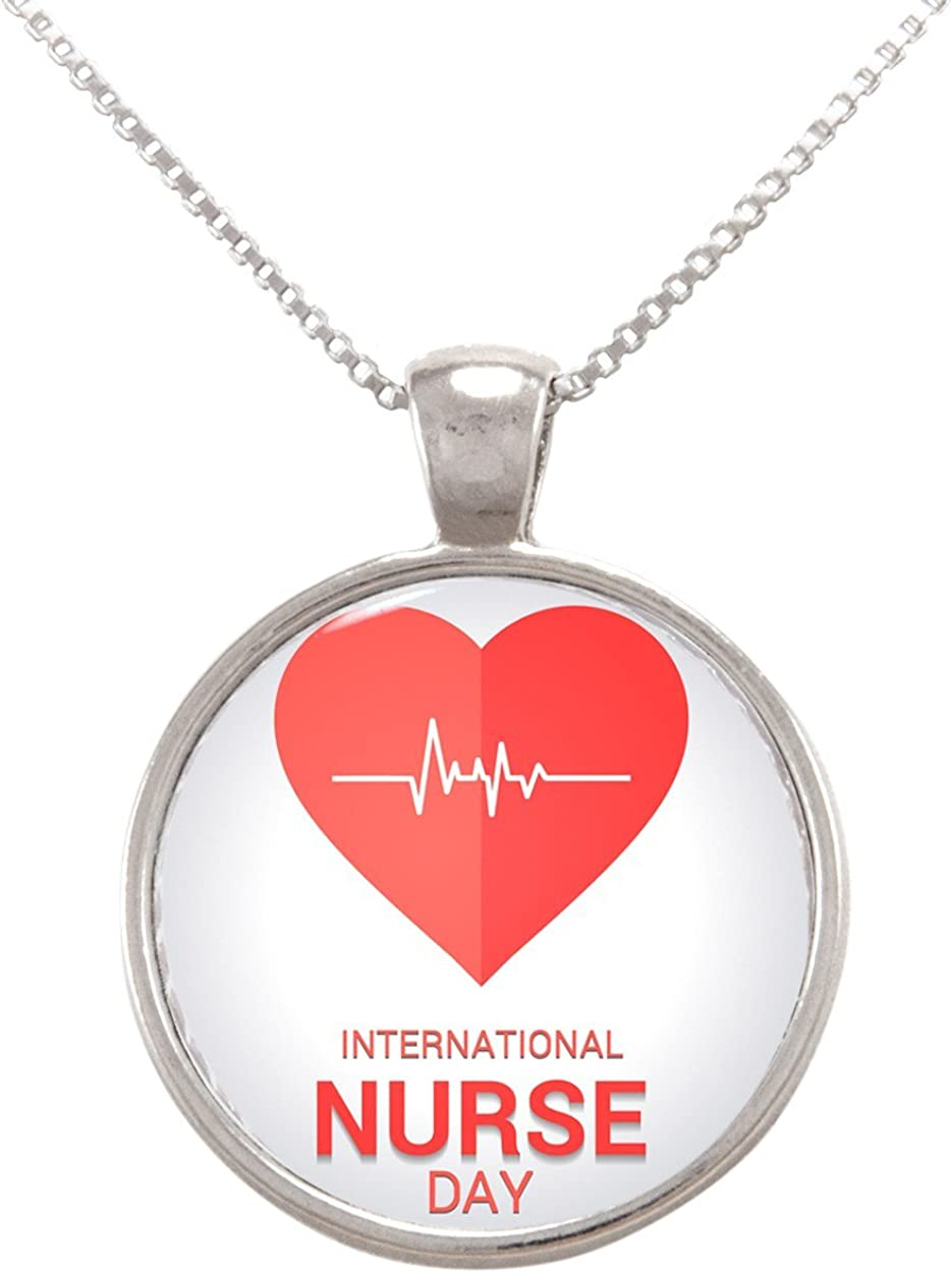 Arthwick Store International Nurses Day Image with Heart and EKG ...