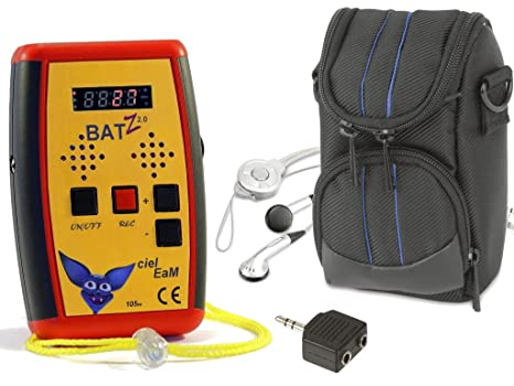 ciel EaM Batz 2.0 – cdb105 R40 – Starter Set Murciélago Detector