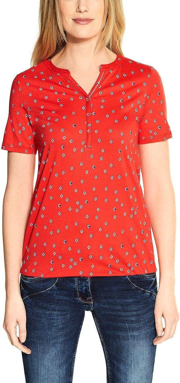 Cecil Damen Minimal Tunic T-Shirt