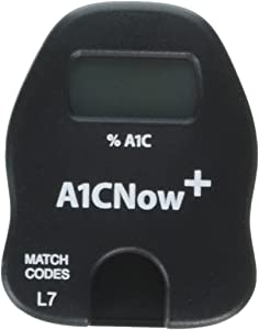 PTS Diagnostics A1C Now+ Multi-Test Blood Glucose Monitor (Plus 10)
