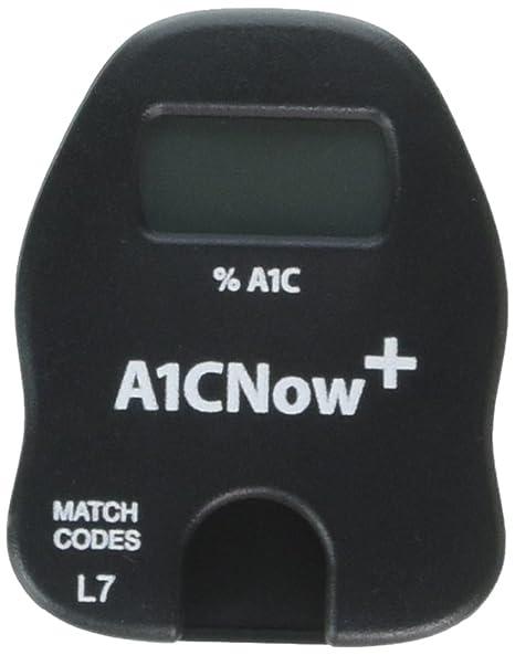 Pts Diagnostics A1 C Now+ Multi Test Blood Glucose Monitor (Plus 10) by A1 C Now+