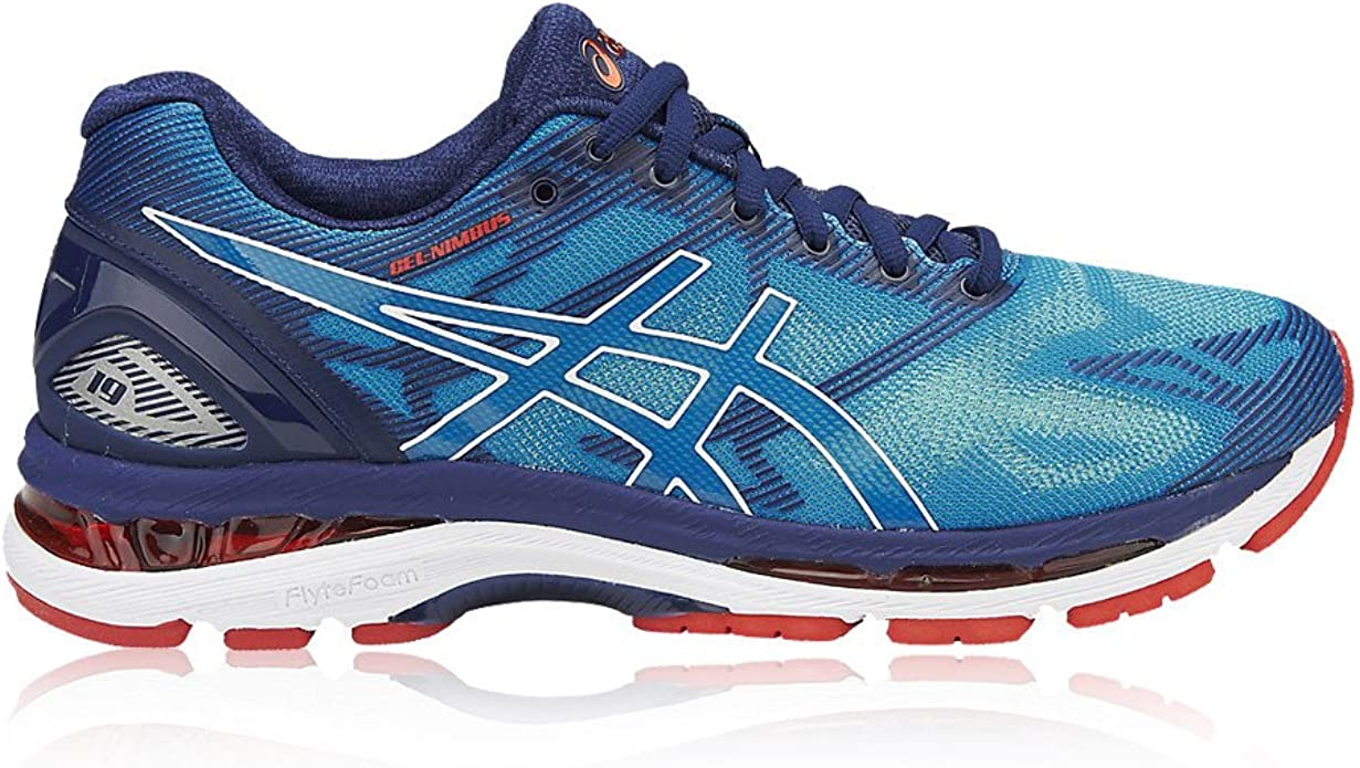 Asics Gel-Nimbus 19 Zapatillas para Correr - 51: Amazon.es ...