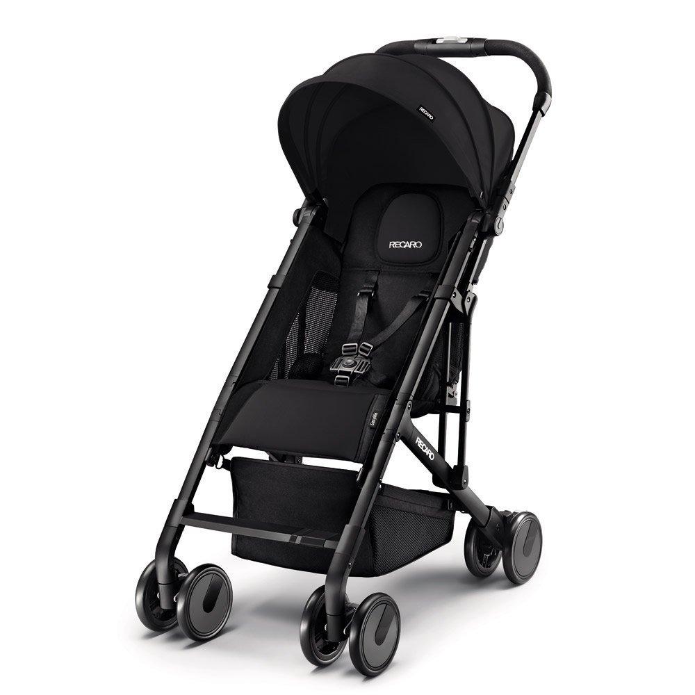 Recaro Easylife Black Lightweight stroller for children from 6 months up to 15kg