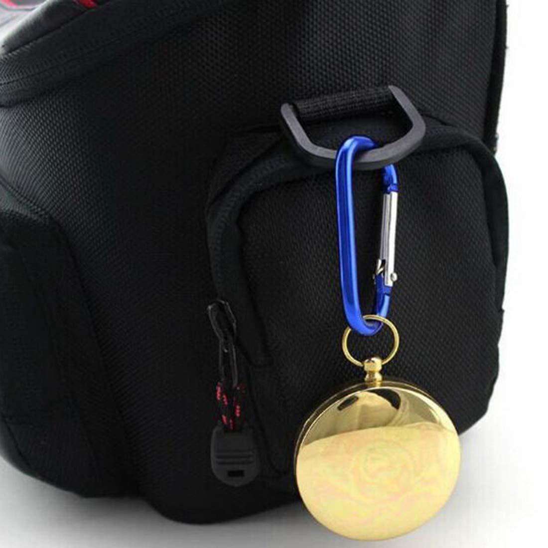 Basico Camping randonn/ée en Laiton Poche dor Boussole de Navigation pour