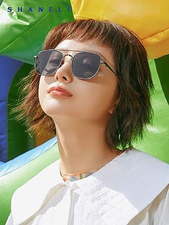 2019 Verano Nuevas Gafas de Sol Mujer Moda Gafas de Sol ...