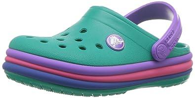 74e8907172f539 Crocs Baby-Girls Unisex-Child - - Blue Size  1 M US Little