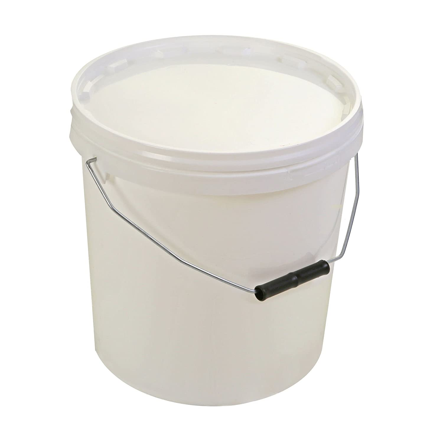 20L Wire Handled Honey Storage Bucket Simon The Beekeeper