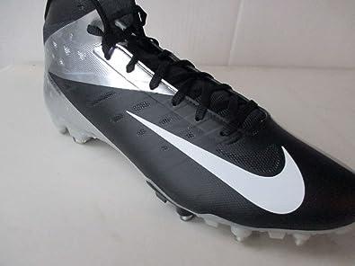 4d7510a0b Nike Vapor Talon Elite 3/4 TD Mens Molded Football Cleats (13, Black