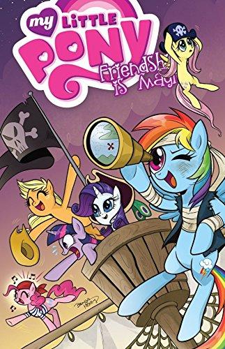My Little Pony: Friendship Is Magic Vol. 4 -