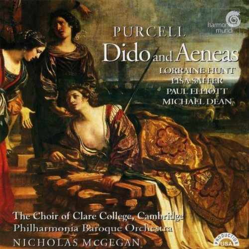 Act III, Thy hand, Belinda / When I am laid in earth (Dido)
