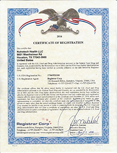 Alprazium | Certificate