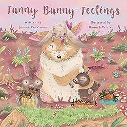 Funny Bunny Feelings by [Tan-Casem, Joanne]