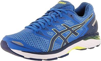 ASICS GT-3000 5 - Zapatillas de running para hombre, Azul (Victoria Azul/Indigo Azul/Amarillo Seguridad), 41 EU: Amazon.es: Zapatos y complementos