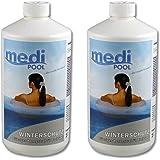 mediPOOOL 2 x 702601MP Überwinterungsmittel, 2 x 1 Liter