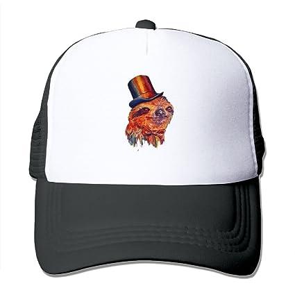 Amazon.com: Low poly lobo sombrero de malla Trucker – Gorra ...