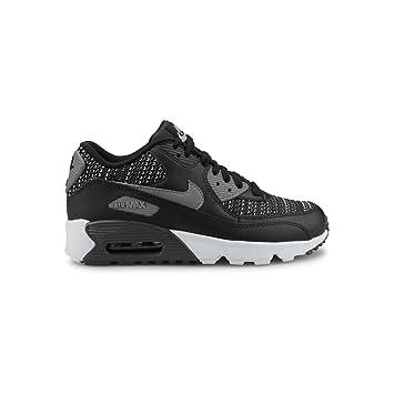 best website 04e66 c73e6 Nike Boys Air Max 90 Mesh Se (gs) Competition Running Shoes, Multicolour (