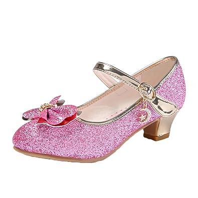 Kids Showtime Girls Glitter Sequins Princess Dress Party Dance Shoes (Little  Kid Big Kid 3eca68902728