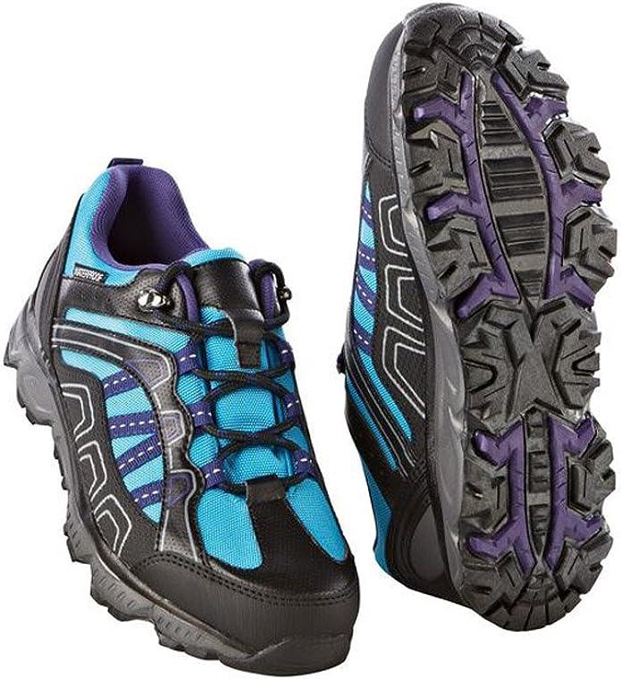 Crivit Botas de Senderismo de Tela para Mujer: Amazon.es: Zapatos y complementos