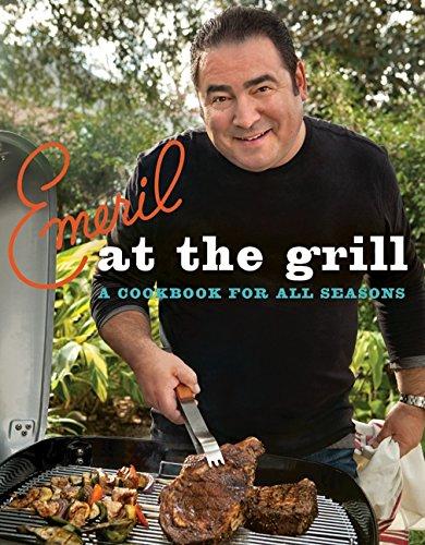 Emeril Grill Cookbook Seasons Emerils