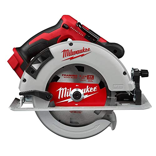 M18 BRUSHLESS 7-1 4 Circular Saw – Bare