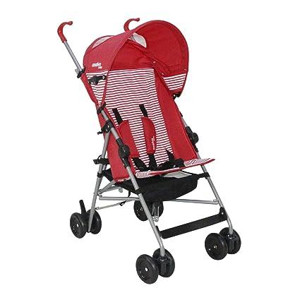 Asalvo Mykonos - Silla de paseo, color rojo: Amazon.es: Bebé