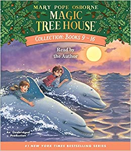 magic tree house book list in order