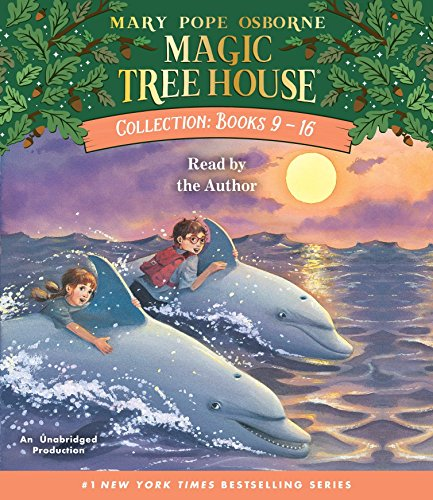 Magic Tree House Collection, Books 9-16 (Magic Tree House Movie)
