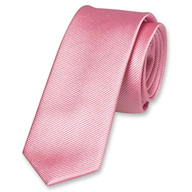 Accessoirespezialist.de - Corbata - para niño Rosa rosa claro ...