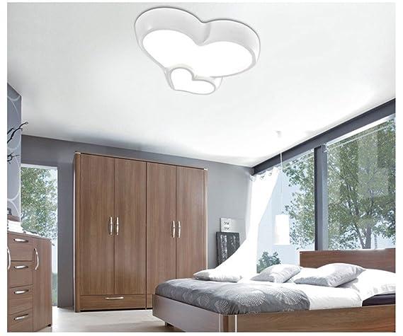 BRIGHTLLT Calentar el amor romántico-LED lámpara de techo ...