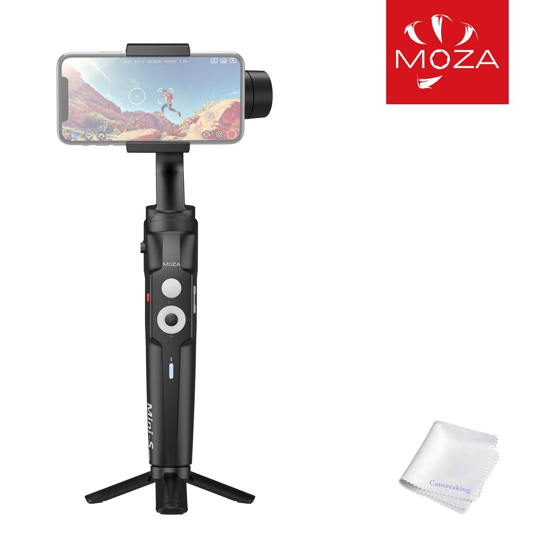 MOZA Mini-S Gimbal Foldable Extendable 3 Axis Smartphone Gimbal